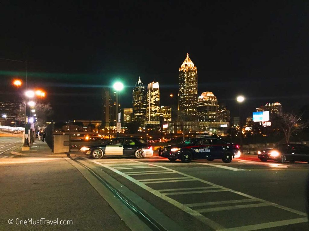 My Visit to Atlantic Station | One Must Travel
